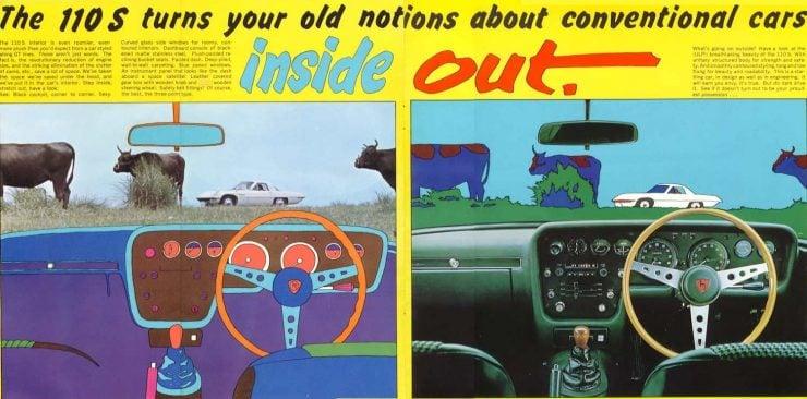 Mazda Cosmo Brochure