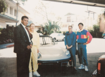 Muhammad Ali Alfa Romeo Spider