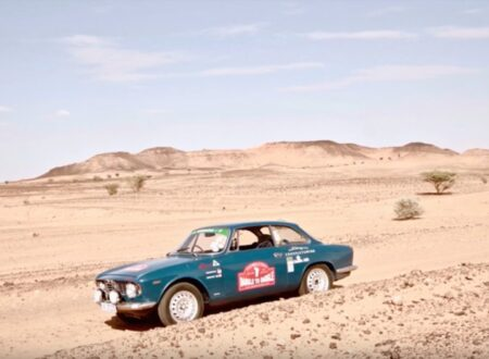 South Africa to Ireland in a Vintage Alfa - Dargle to Dargle 1