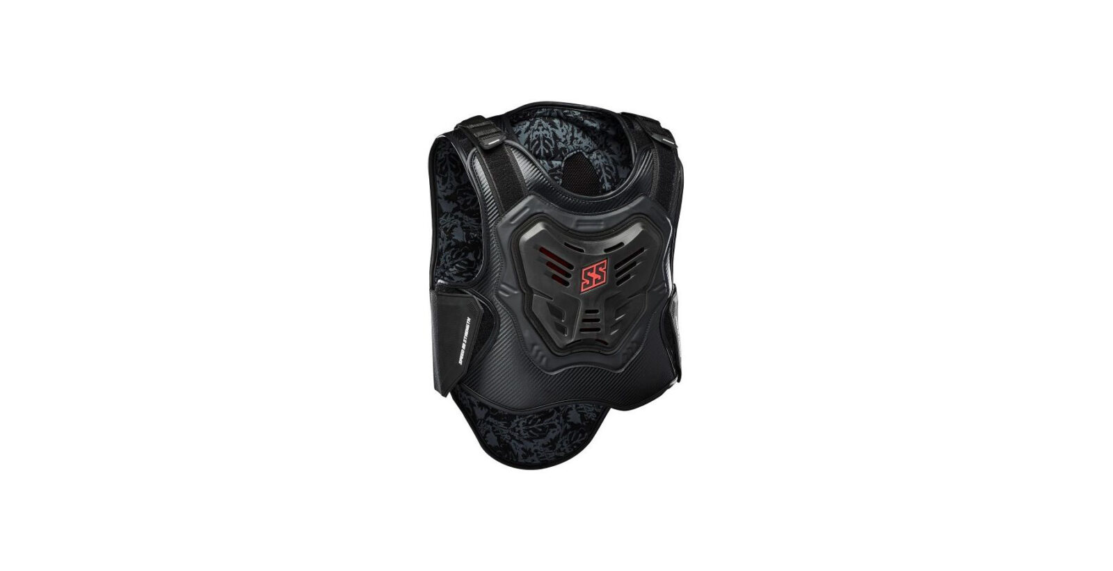 The S&S War Path Vest – An Armored Motorcycle Vest With Chest + Back Protection