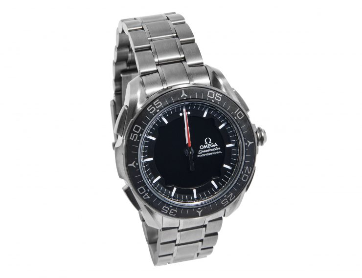 Speedmaster Skywalker X-33 Watch