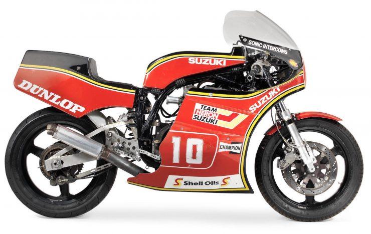 Suzuki XR69 Superbike