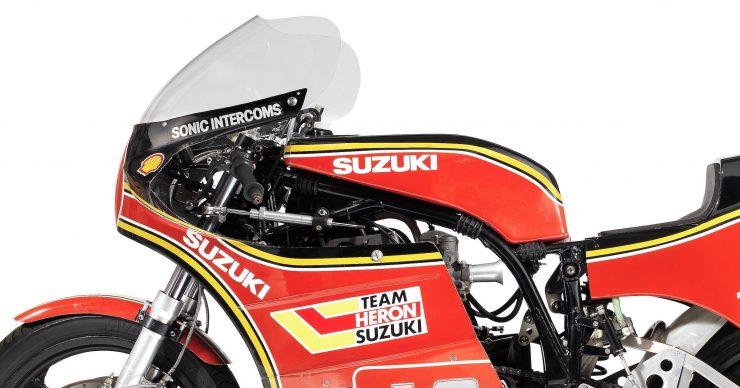 Suzuki XR69 Superbike Fairing 2