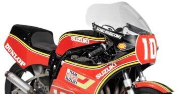 Suzuki XR69 Superbike Fairing