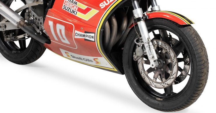 Suzuki XR69 Superbike Front Wheel
