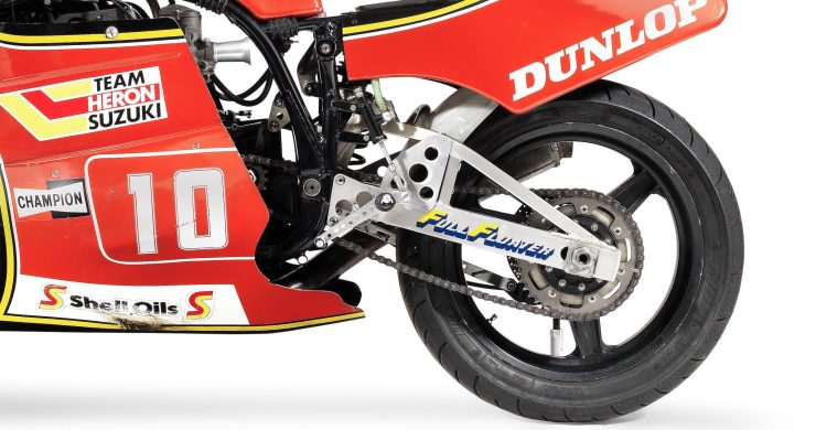 Suzuki XR69 Superbike Full Floating Rear