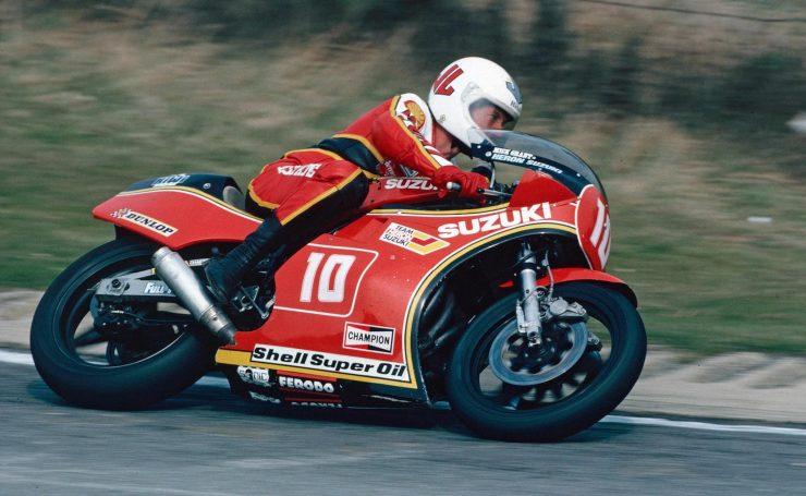 Suzuki XR69 Superbike Racing 2