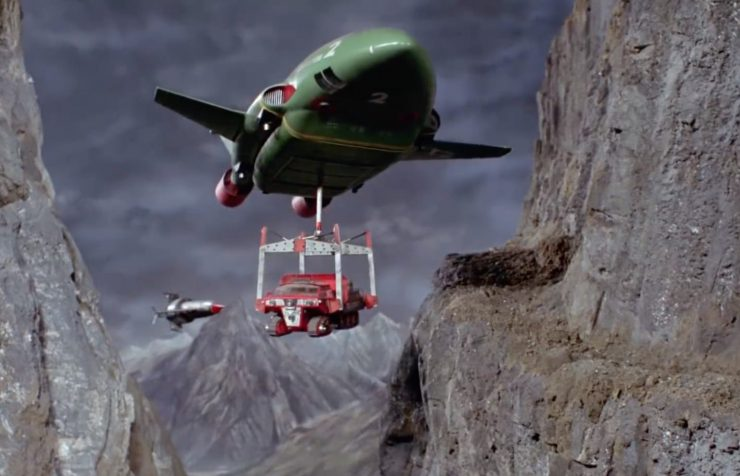 Thunderbirds 1965 3