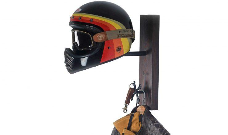 Trip Machine Helmet Hanger 1