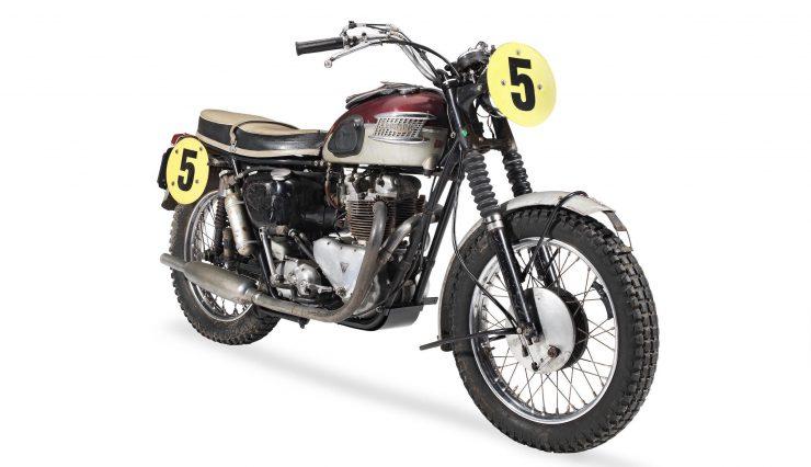 Triumph TR6SS Trophy Main