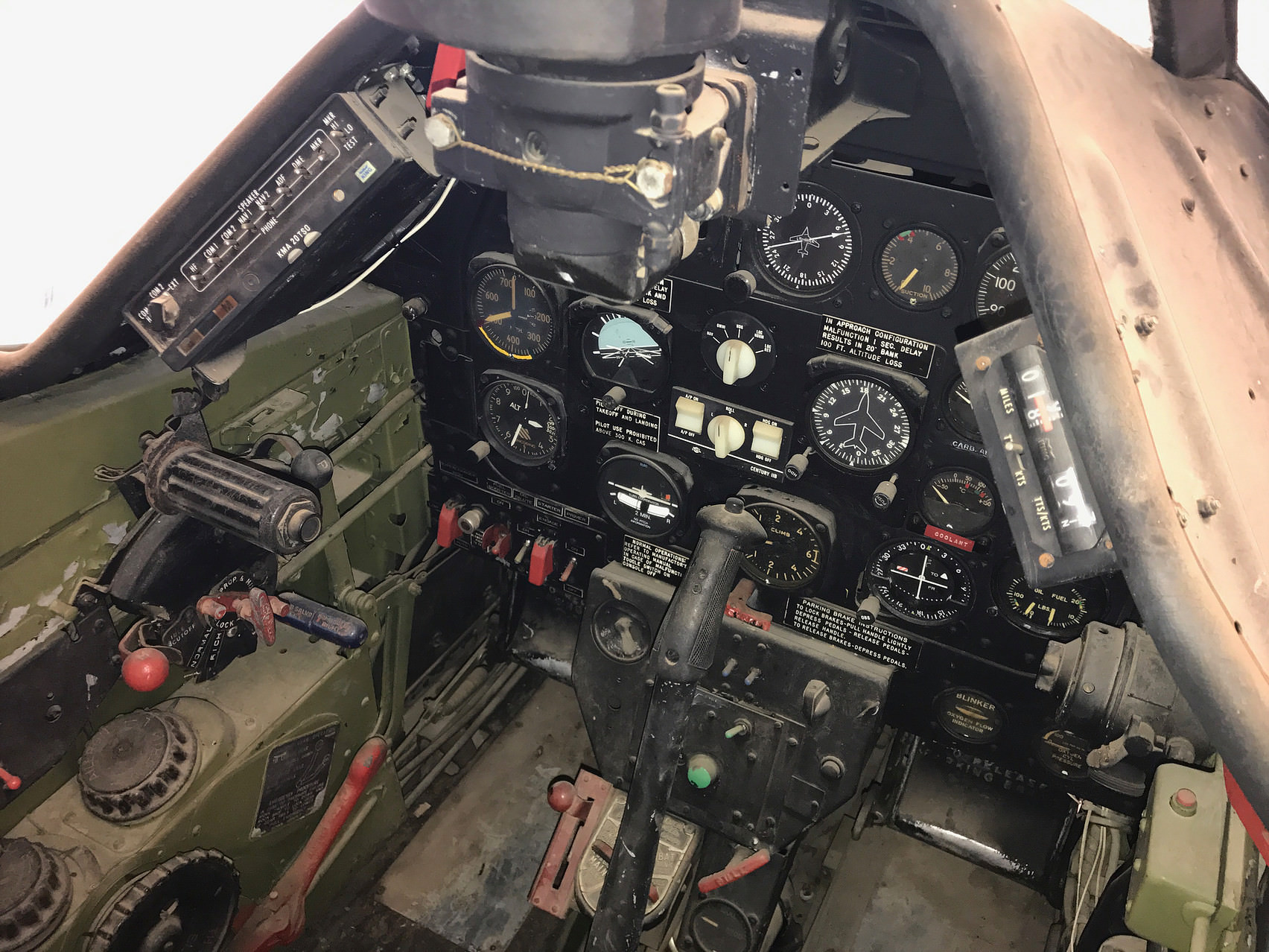mustang 51 51d p51 unrestored fighter barn controls aircraft million find warhistoryonline platinum military configuration last courtesy sales air warbirds