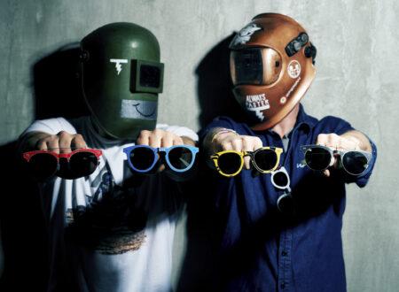 Vibrazioni Art-Design FlashBurn Eyewear