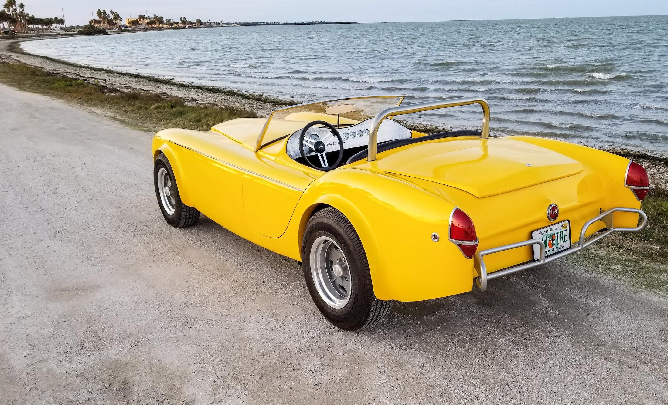 A Rare American Sports Car