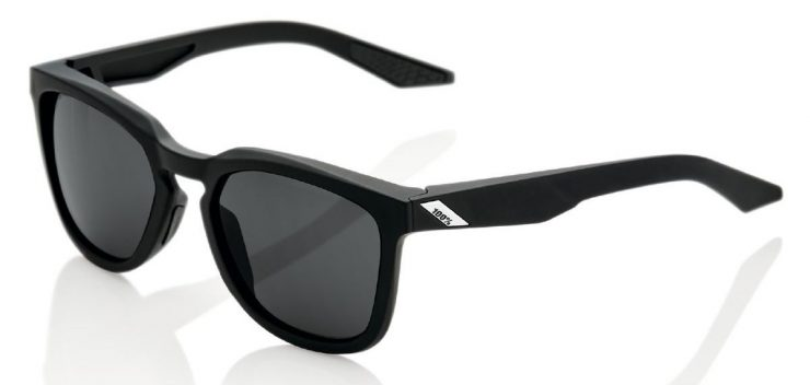 100% Hudson Sunglasses Black