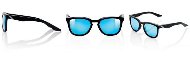 100% Hudson Sunglasses Blue
