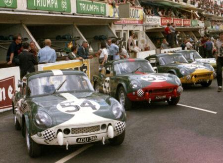 1965 Triumph Spitfire Le Mans