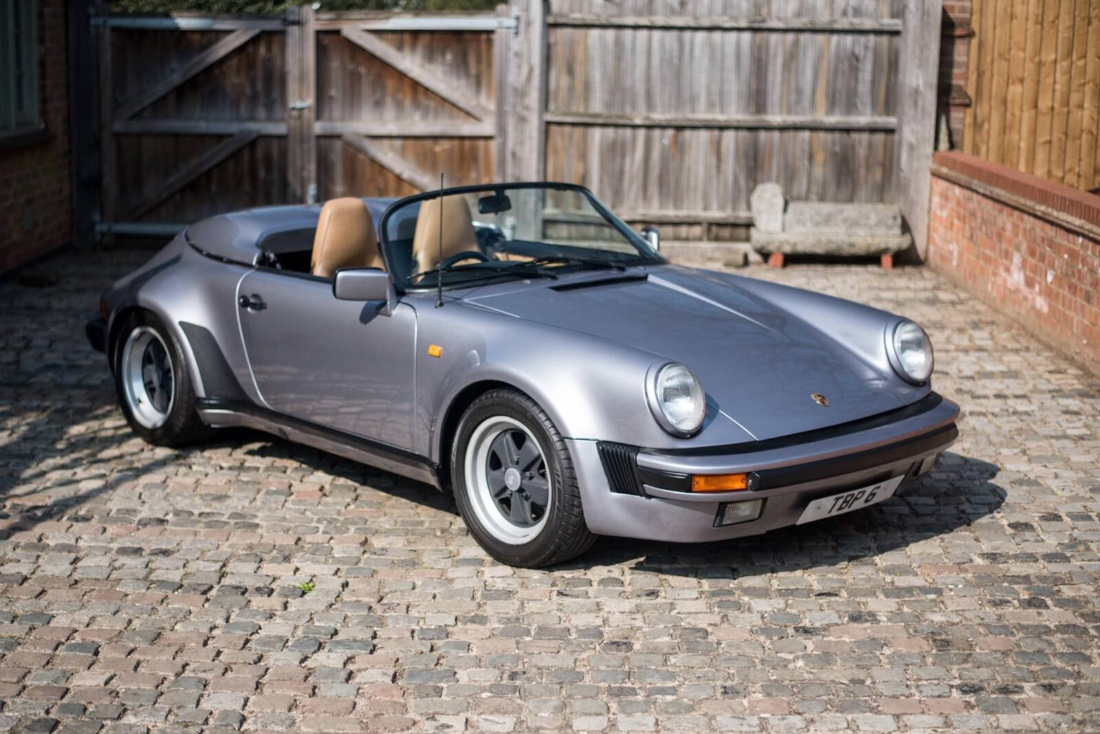 1989 Porsche 911 Speedster The First 911 Speedster And