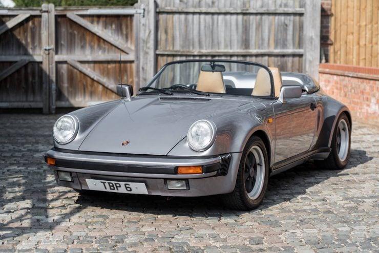 1989 Porsche 911 Speedster Front