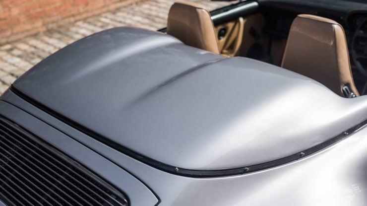 1989 Porsche 911 Speedster Hump