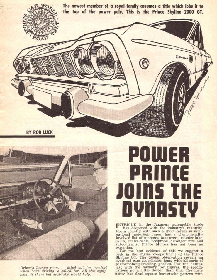 Prince 2000GT