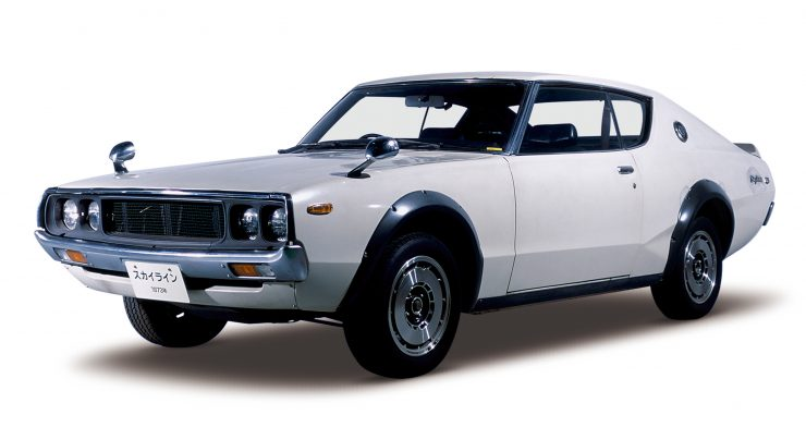 Nissan Skyline GT-R c110