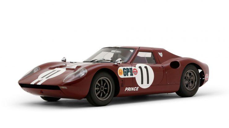 Prince R380 racing car