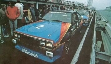 AMC AMX 24 Hours Of Nurburgring