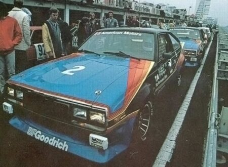 AMC AMX 24 Hours Of Nurburgring