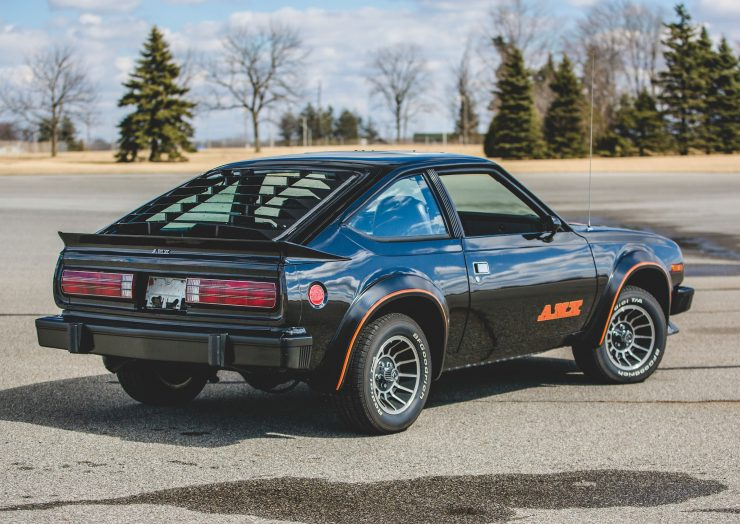 AMC Spirit AMX Back