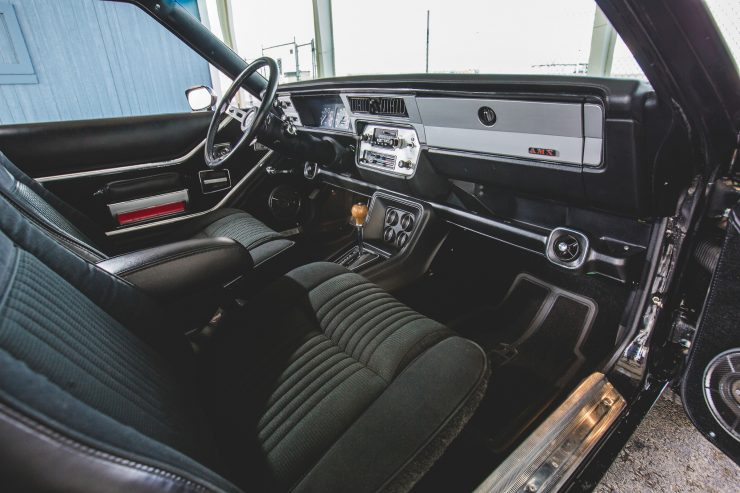 AMC Spirit AMX Interior 2