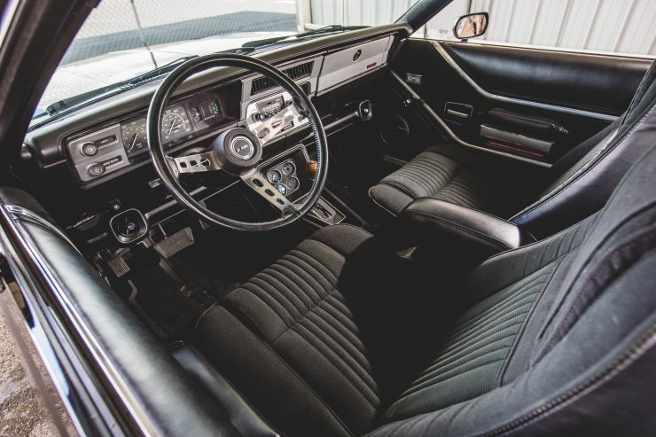 AMC Spirit AMX Interior