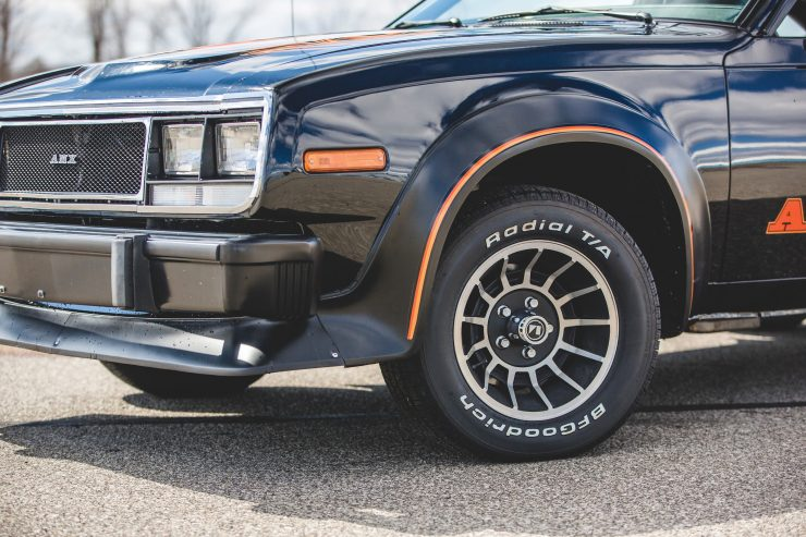 AMC Spirit AMX Rims 2
