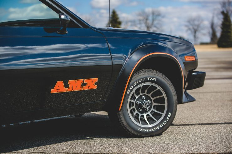 AMC Spirit AMX Rims