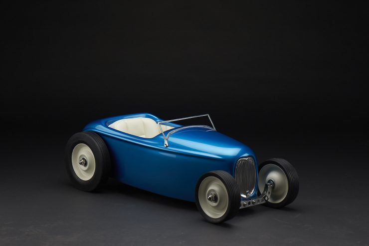 Blue Tot Rod 2