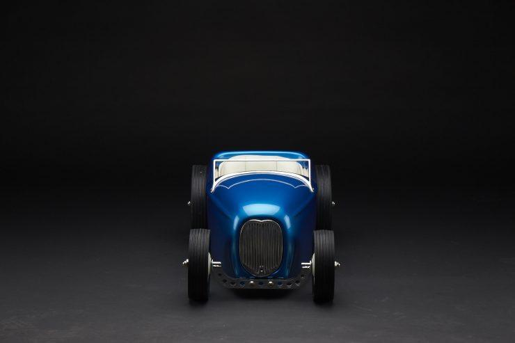 Blue Tot Rod 3