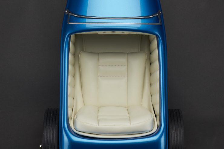 Blue Tot Rod Seat
