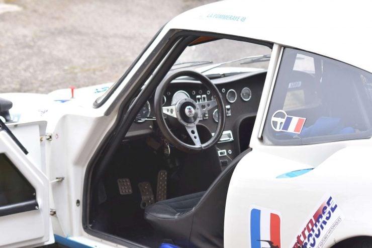 CG 1300 Cockpit