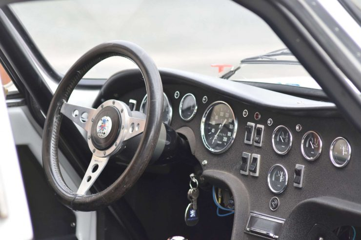 CG 1300 Dashboard