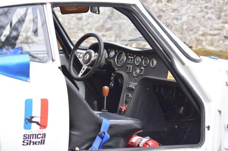 CG 1300 Interior