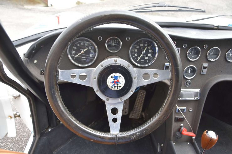 CG 1300 Steering Wheel 2