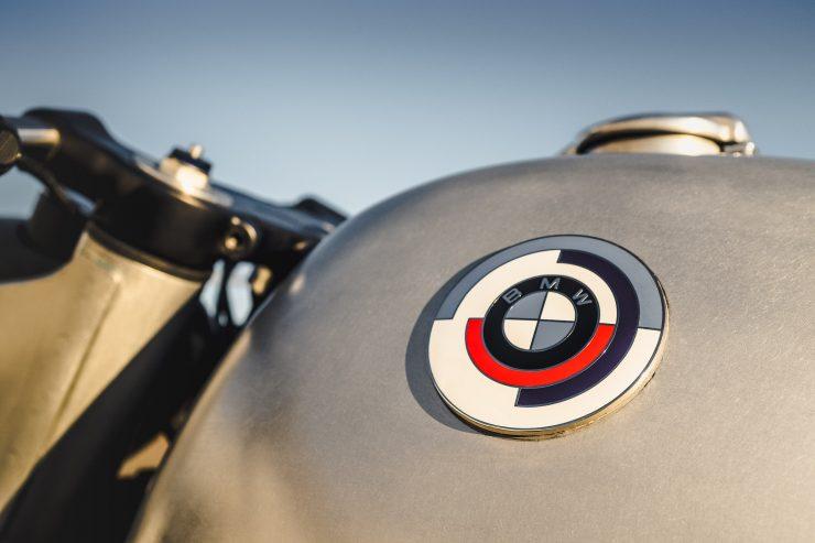 Custom BMW Badge