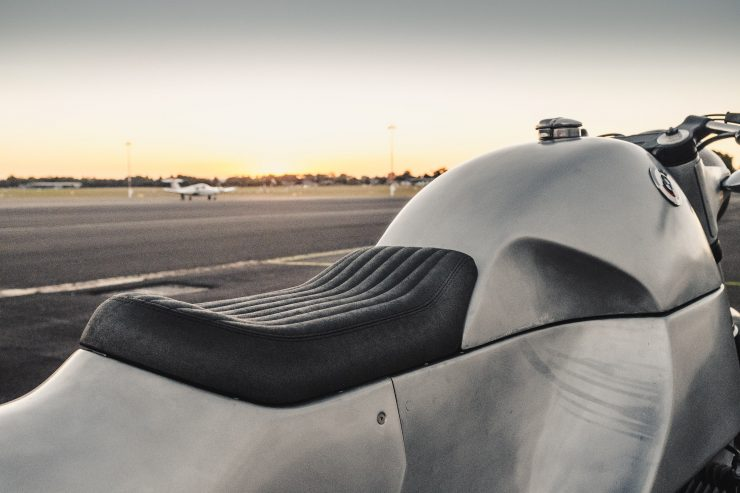 Custom BMW R100 RS Aero Motor Retro Top