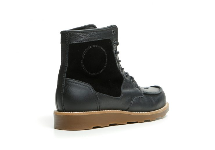 Dainese Tan-Tan Boots Rear