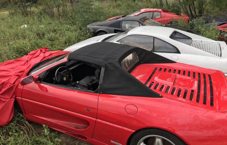 Ferrari 348 Convertible