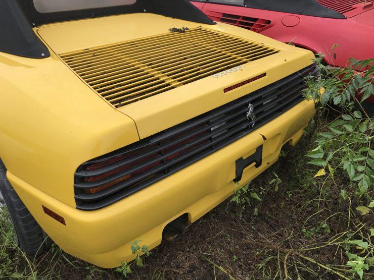 Ferrari 348 rear 2