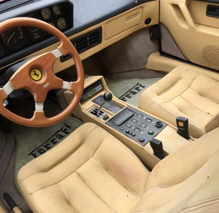 Ferrari Interior 1