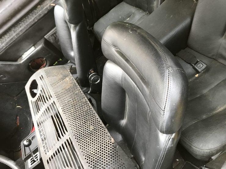Ferrari Interior 2