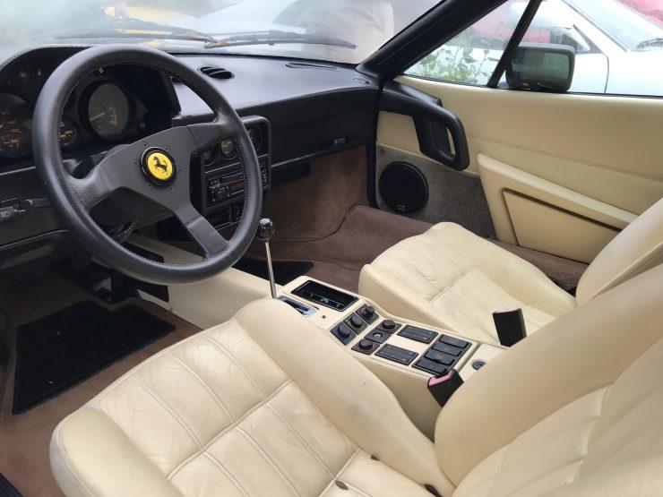Ferrari Interior 3