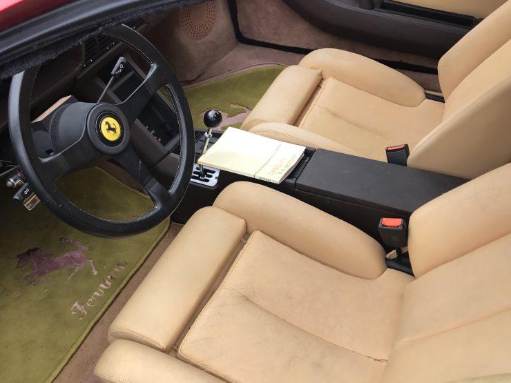 Ferrari Interior 5