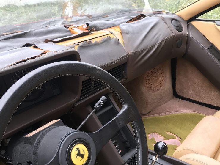 Ferrari Interior 6